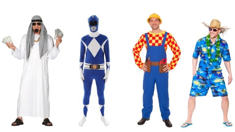 mest populære sidste skoledag kostumer