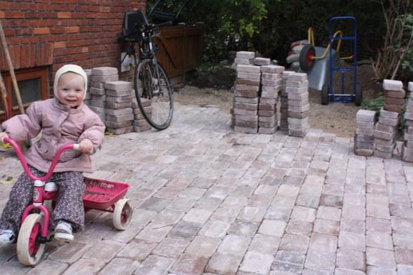 Trehjulet cykel – cykel til 2-4 årige
