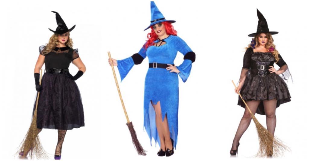 halloween kostume xxl halloween kostume stor størrelse halloween udklædning plus size halloween kostume plussize heks kostume stor størrelse