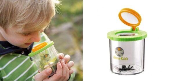 haba insektglas til børn insektglas med lup udeliv legetøj 600x280 - Insektglas til børn