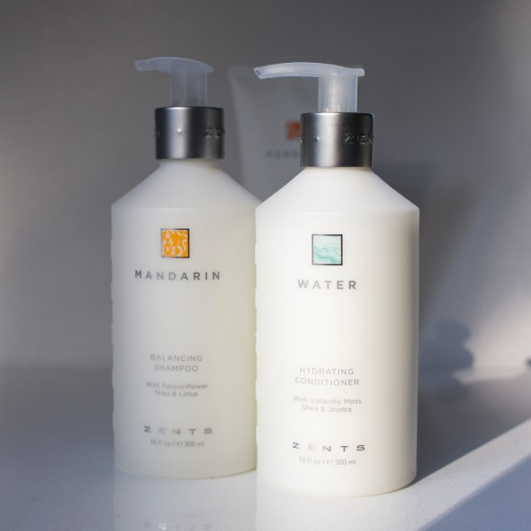 Shop with Kendallyn, ZENTS Skin care Products, Mandarin and Water Shampoo and Conditioner Duo