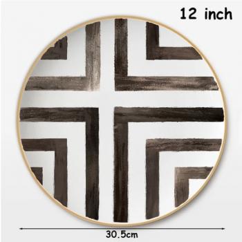 Worchester plate