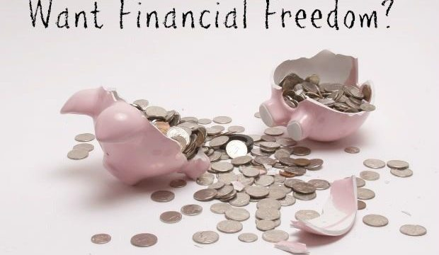 Want Financial Freedom?
