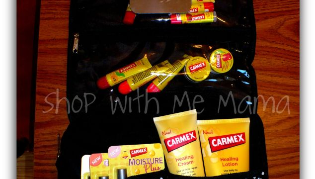 The Carmex® Healing Skin Care Review