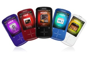 SanDisk Fuze+  MP3 Player Review!