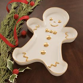 Lenox Gingerbread Man Candy Dish Review