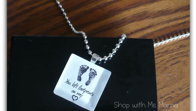 A Necklace I Received from a Sweet Blog Reader and Friend!!