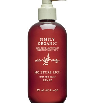 Simply Organic Moisture Wash & Rinse Duo Review
