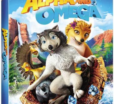 Alpha and Omega DVD Review and Giveaway (Plus a $50 Off Coupon for the Great Wolf Lodge!!!)