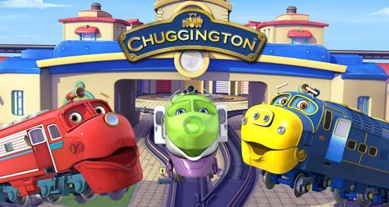 Chuggington Wash & Fuel Set Review