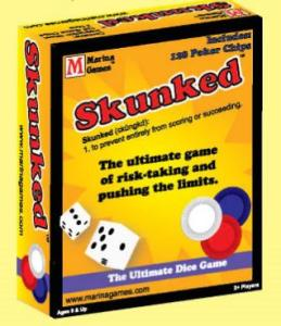 Skunked: The Ultimate Risk-Taking And Pushing The Limits Game!