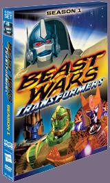 Transformers: Beast Wars Season One