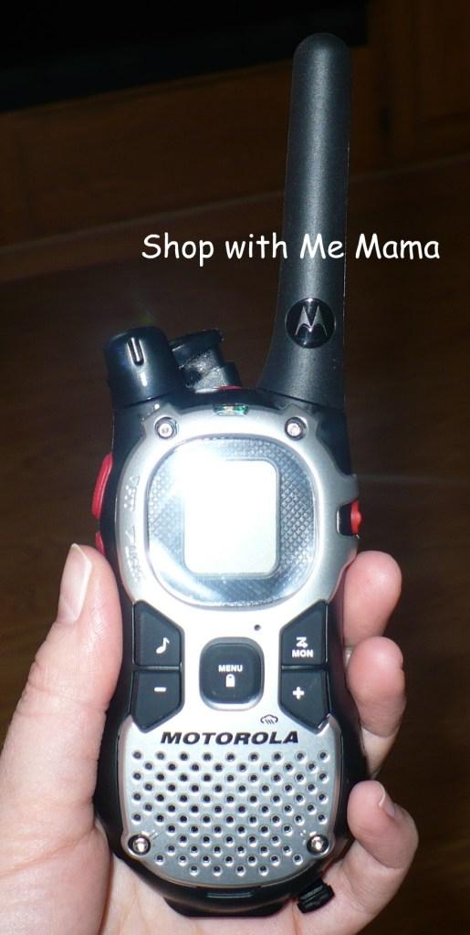 Motorola Talkabout MJ270R Two-Way Radios