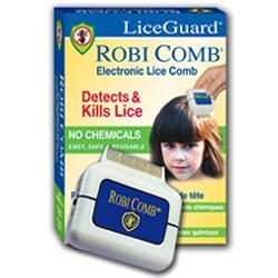 The Robi Comb: Stop Lice!