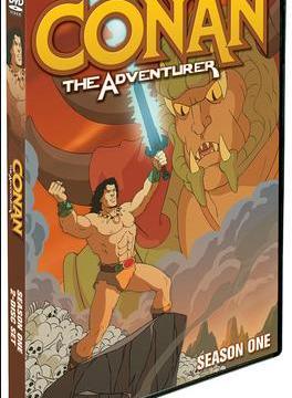 Conan The Adventurer: Season One Review