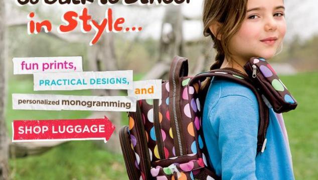 Company Kids Back-To-School Promotion!!