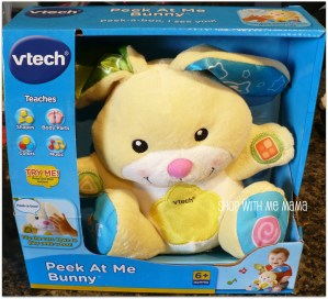 VTech Peek-At-Me-Bunny Review