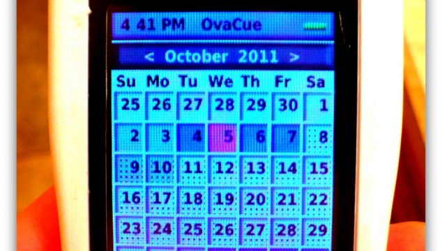 Charting Your Fertility With OvaCue Fertility Monitor