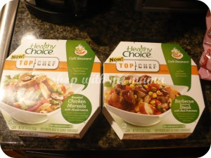 Healthy Choice Top Chef Inspired Café Steamers Review
