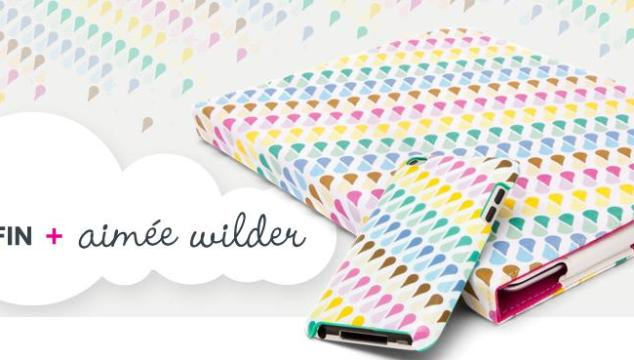 Griffin+Aimée Wilder Sleeve For iPad & iPad 2 – Girlbot (Review)