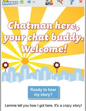 Chatman: Your Online Buddy!