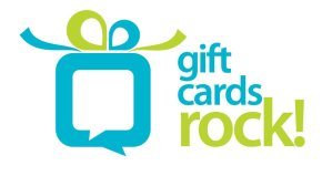 Gift Cards Rock! (Giveaway Too!)