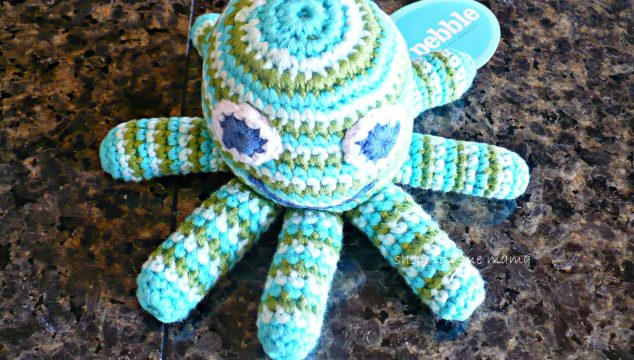 Pebble Octopus Rattle Review