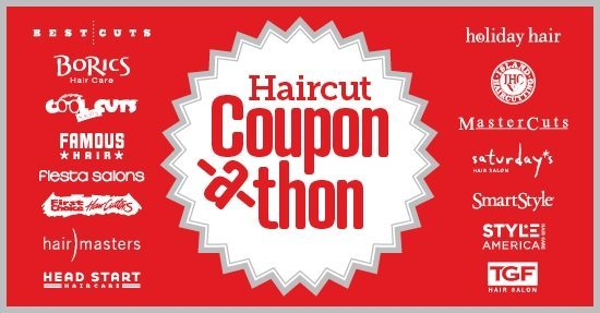 Haircut Coupon A Thon Get Your Discounted Haircut Before
