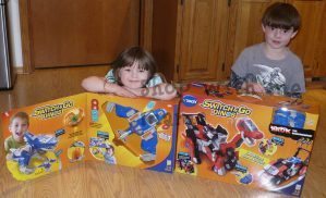 VTech Switch & Go Dinos Review!