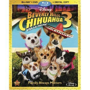 Beverly Hills Chihuahua 3 And Fun, Printable Activities and Recipes!