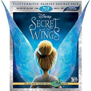 Get Ready For The SECRET OF THE WINGS on Blu-ray™ Combo Pack, DVD and Digital Download October 23rd!