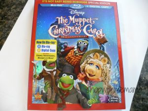 The Muppet Christmas Carol For the Very First Time on Blu-ray™ Combo Pack, Digital and On-Demand November 6, 2012!!