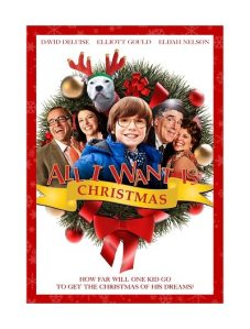 """All I Want Is Christmas"" Comes Ho-Ho-Home To VOD On November 1st!"
