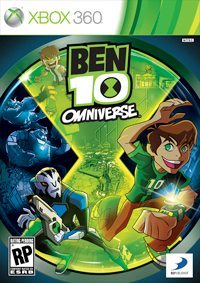 Ben 10 Omniverse Game For XBOX 360