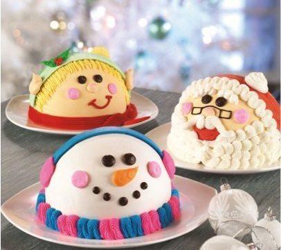 Baskin-Robbins Holiday Ice Cream Cakes And Festive Ice Cream Novelties! Yum :)