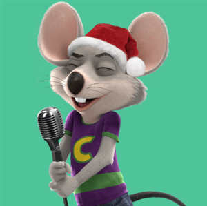Chuck E. Cheese's Holiday Stockings and Gift Card Giveaway!