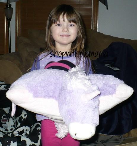 my pillow pet unicorn