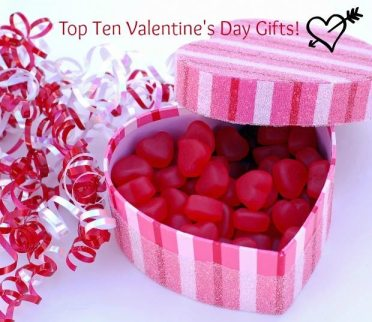 top ten valentines day gifts