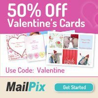 Turning Images Into Memories With MailPix! Review and Giveaway