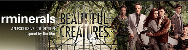 Pür Minerals Beautiful Creatures Collection