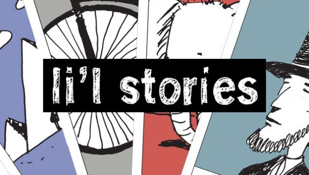 Li'l Stories: Making It Easy And Fun To Tell A Story!