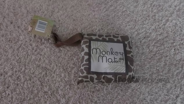 Monkey Mat: Portable Travel Picnic And Play Mat (Review & Discount Code!)