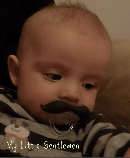 Mustachifier: The New Pacifier For Your Little One