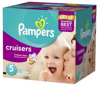 New Pampers Diapers Available At Target