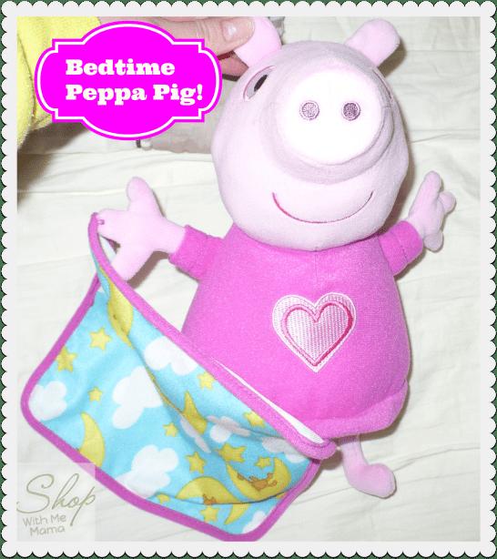 bedtime peppa pig