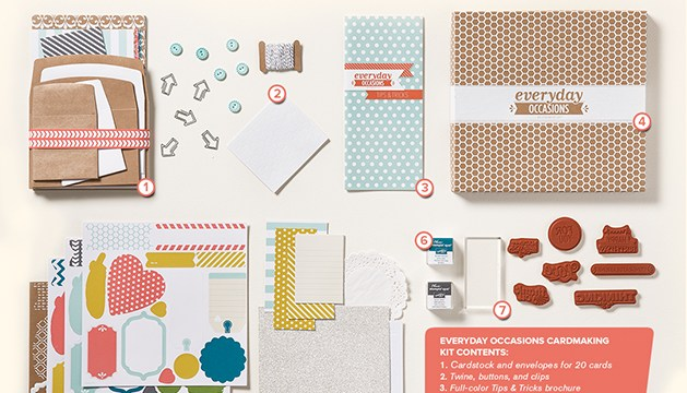 Everyday Occasions Cardmaking Kit from Stampin' Up!®