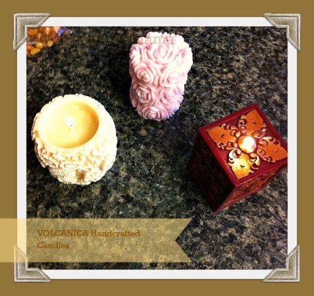 VOLCANICA Handcrafted Candles
