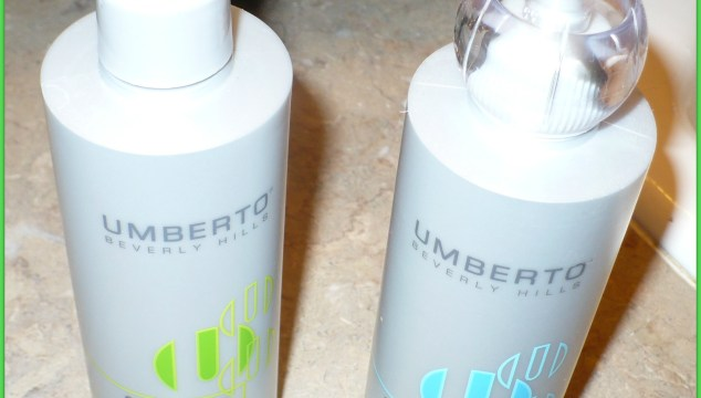 Umberto Controller Conditioning Spray and Curl Enhancing Lotion (Review)
