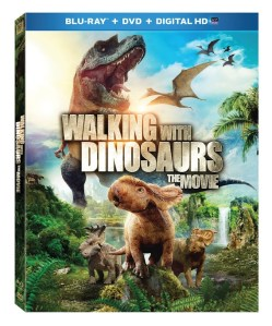 Walking With Dinosaurs #WalkingwithDinosDVD (Giveaway)