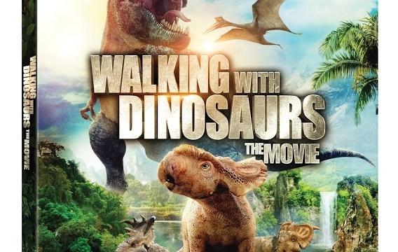 Walking With Dinosaurs #WalkingwithDinosDVD (Giveaway)